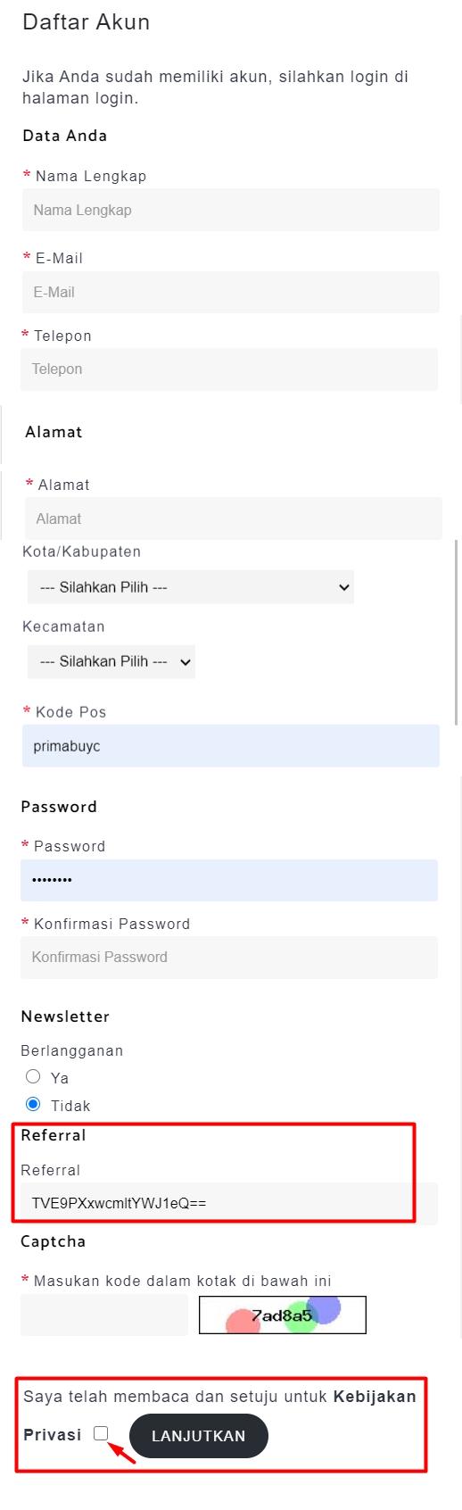 data member