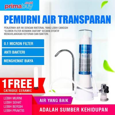 Water Purifier Filter Ceramic Saringan Filter Kran Air